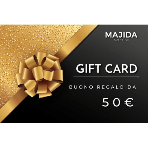 Gift Card - 50 euro